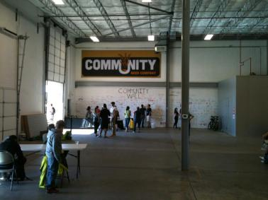 CommunityBikeSwap2013